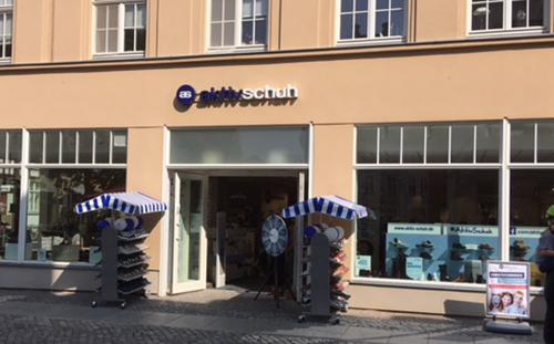 Neueröffnung Aktiv Schuh in Greifswald